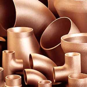 Copper Buttweld Fittings, Copper Buttweld Pipe Elbow, Copper Pipe