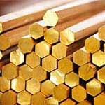 Brass Hex Bar