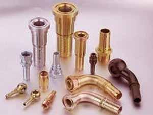 Brass Hydraulic Fittings