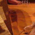 Brass Polished Bar