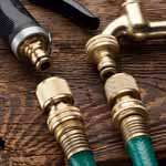 Copper Standard Hose Fittings