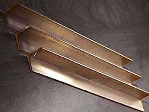 Cupro Nickel Angle