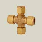 Copper Nickel Union Cross