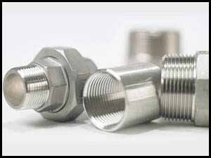 Duplex S31803 / S32205 Tube to Female Pipes