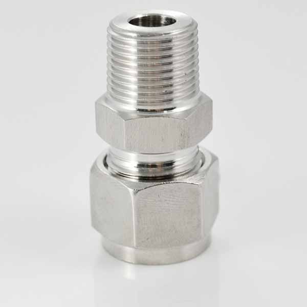 Alloy 20 Ferrule Fitting Tee