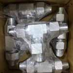 Duplex Steel S31803 Hydraulic Fitting Packing
