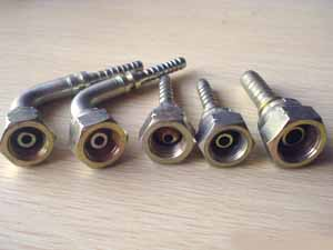 Inconel 718 Hydraulic Fittings