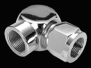 Inconel Tube to Female Pipes