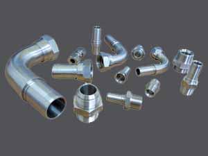 Monel K500 Hydraulic Fittings