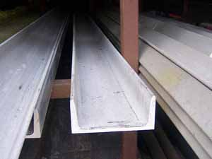 Stainless Steel Angle, SS C Channel, SS Beam, SS Chain