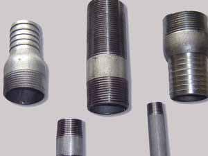 Stainless Steel 347 Nipple