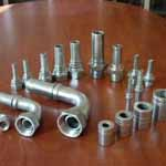 Duplex Steel S31803 Hydraulic Nipples