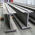 Aluminium 6061 I Beam