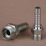Duplex Steel S31803 Metric Hydraulic Nipples