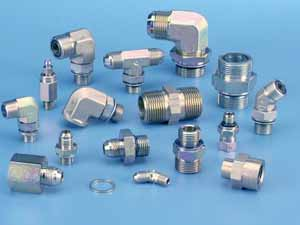 Stainless Steel Hydraulic Fittings, SS Bend Fittings, SS