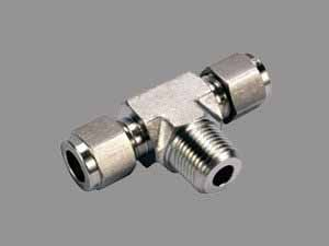 Super Duplex Steel S32750/ S32760 Tube To Male Fittings