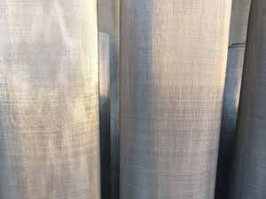 Super Duplex Steel Wire Mesh