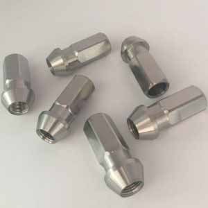 Titanium Gr5 Accessories