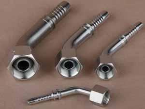 Titanium Gr.5 Hydraulic Fittings